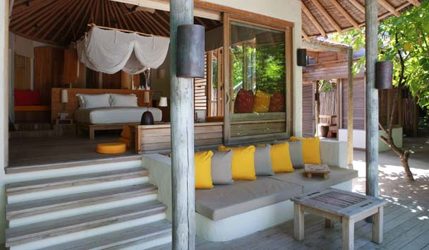 Six Senses Laamu: Ocean Beach Villa