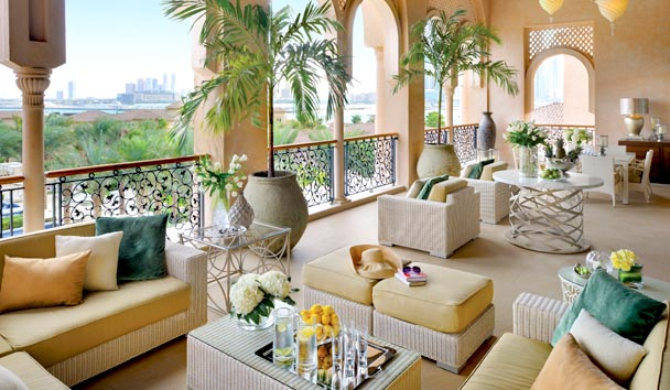 One&Only The Palm: Grand Palm Suite Balcony