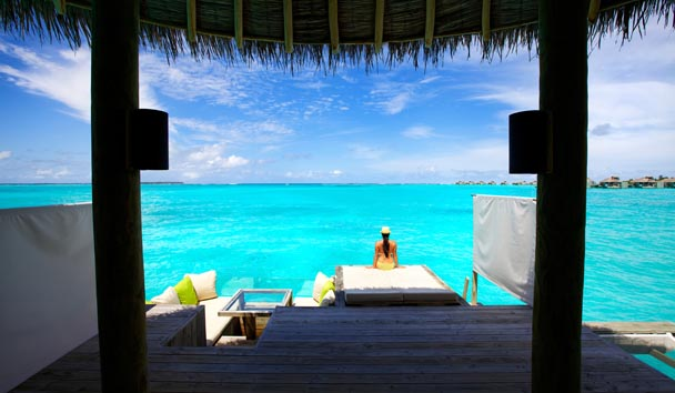 Six Senses Laamu: Ocean Water Villa