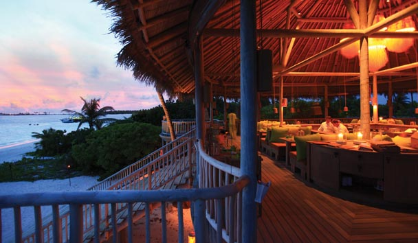 Six Senses Laamu: LEAF Restaurant