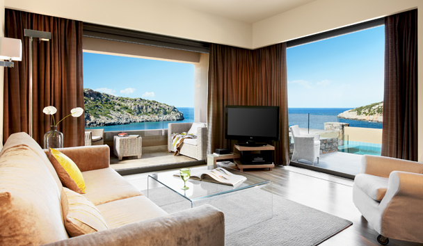 Daios Cove Luxury Resort & Villas: Two Bedroom Family Villa