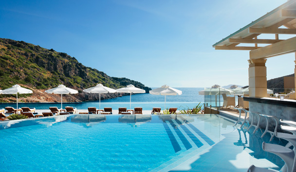 Daios Cove Luxury Resort & Villas: Swimming Pool