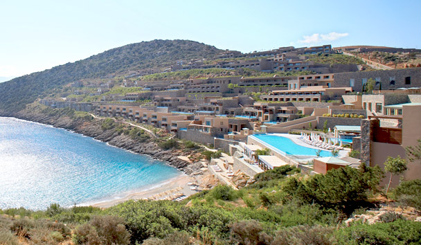 Daios Cove Luxury Resort & Villas: Exterior View
