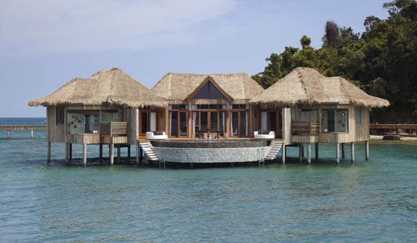 Song Saa Private Island: Exterior