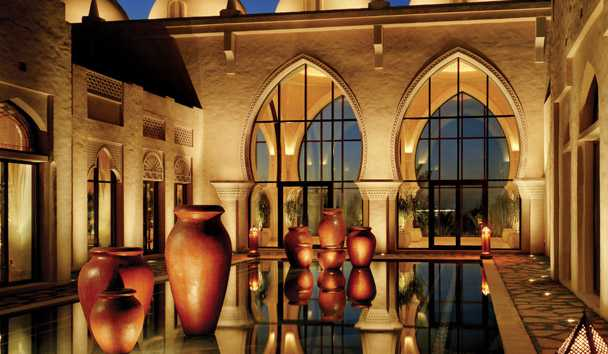 One&Only Royal Mirage, Arabian Court: Reflecting Pool