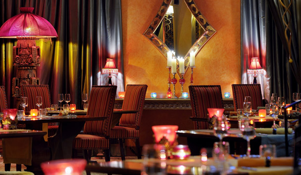 One&Only Royal Mirage, Arabian Court: Nina Restaurant