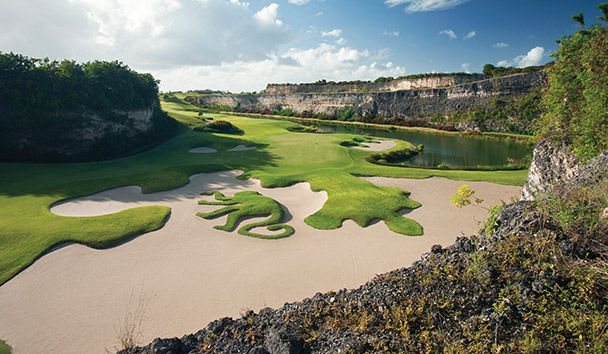 Sandy Lane: Green Monkey Golf Course