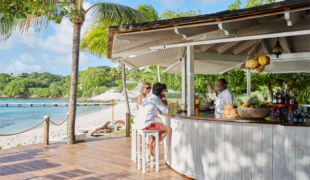 Cotton House: Beach Bar