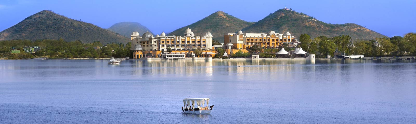 India in Sumptuous Style with Leela Palaces Hotels and Resorts