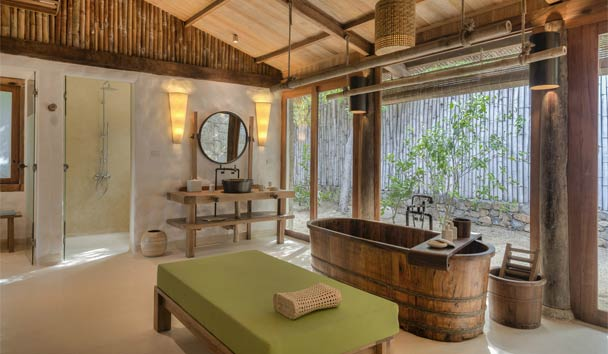 Six Senses Ninh Van Bay: Beachfront Pool Villa