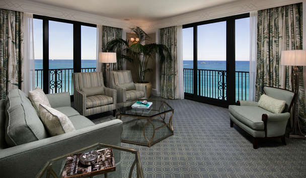 The Breakers, Palm Beach: Poinciana Suite