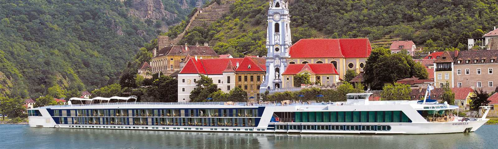 Romantic Danube River Cruise with AmaWaterways