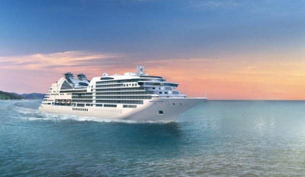 Seabourn Ovation - Coming in Spring 2018