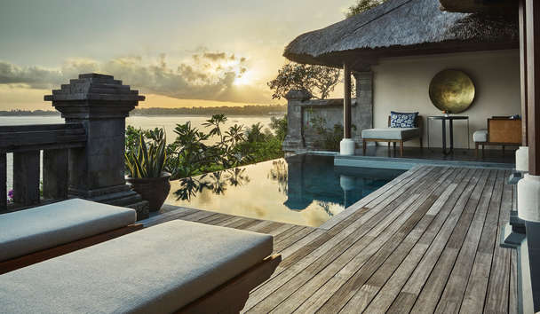 Four Seasons Resort Bali at Jimbaran Bay: Two Bedroom Premier Villa