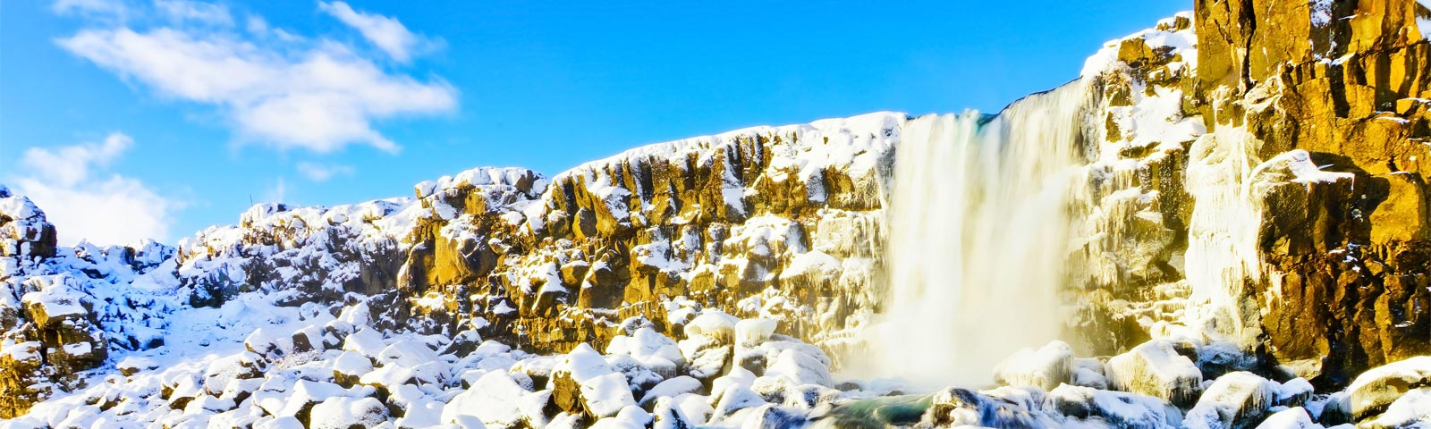 Iceland's Winter Wonderland