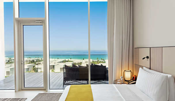 The Oberoi Beach Resort Al Zorah: Premier Suite