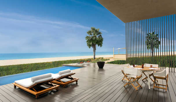 The Oberoi Beach Resort Al Zorah: Two Bedroom Villa