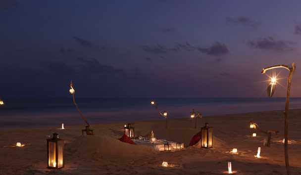 Al Baleed Resort Salalah by Anantara: Dining by Design
