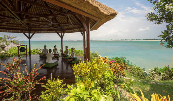 Four Seasons Resort Bali at Jimbaran Bay: Meditation
