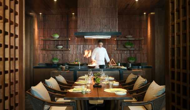 Six Senses Uluwatu: Rocka Chef's Table