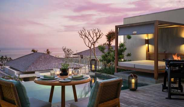 Six Senses Uluwatu: In-Villa Dining