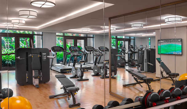Rosewood Baha Mar: Gym