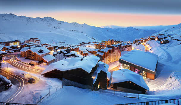 A Guide To Val Thorens For Families