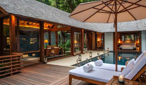 The Datai Langkawi: One Bedroom Beach Villa