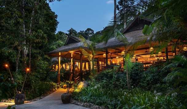 The Datai Langkawi: The Gulai House Exterior