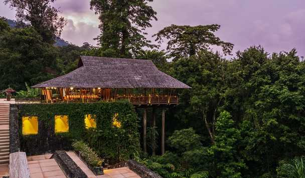 The Datai Langkawi: The Pavilion Cuisine