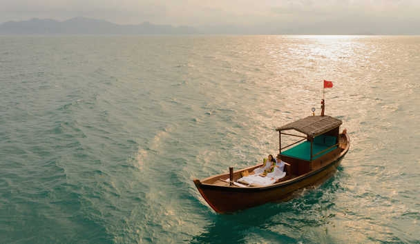 Six Senses Ninh Van Bay: Sunset Cruise