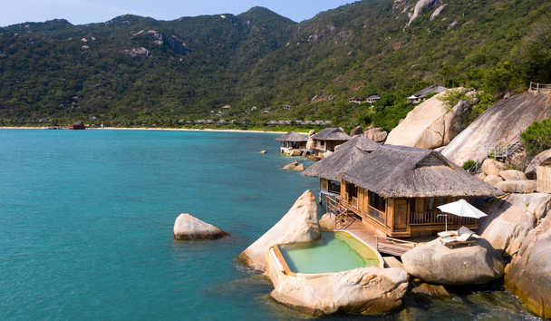 Six Senses Ninh Van Bay: Water Pool Villa