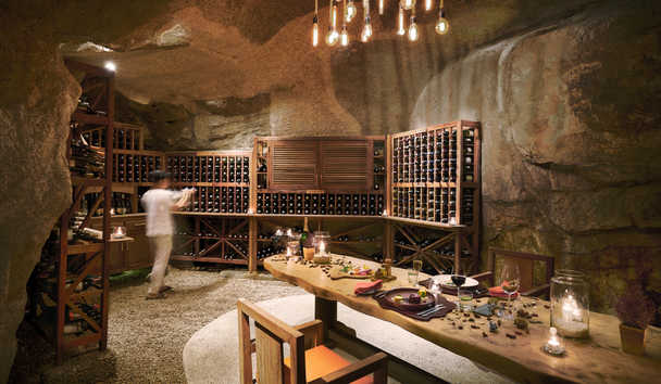 Six Senses Ninh Van Bay: Wine Cave