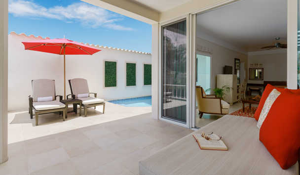 Spice Island Beach Resort: Anthurium Pool Suite