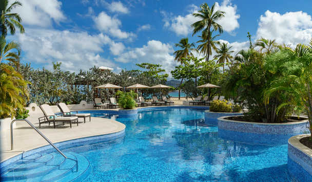 Spice Island Beach Resort: Main Pool