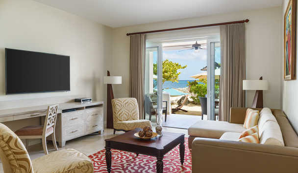 Spice Island Beach Resort: Royal Cinnamon and Saffron Beach Suite