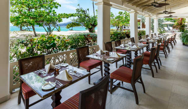 Spice Island Beach Resort: Sea and Surf Restaurant